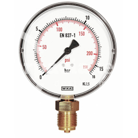 REMS Manometer 16bar 115045
